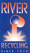 river recycling logo