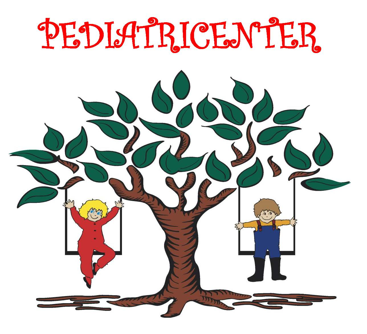 Pediatricenter logo