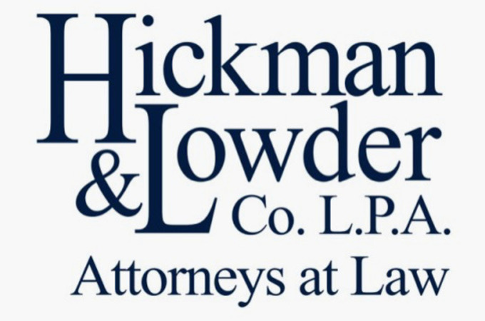 Hickman and lowder logo for website